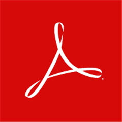 Adobe Reader tile